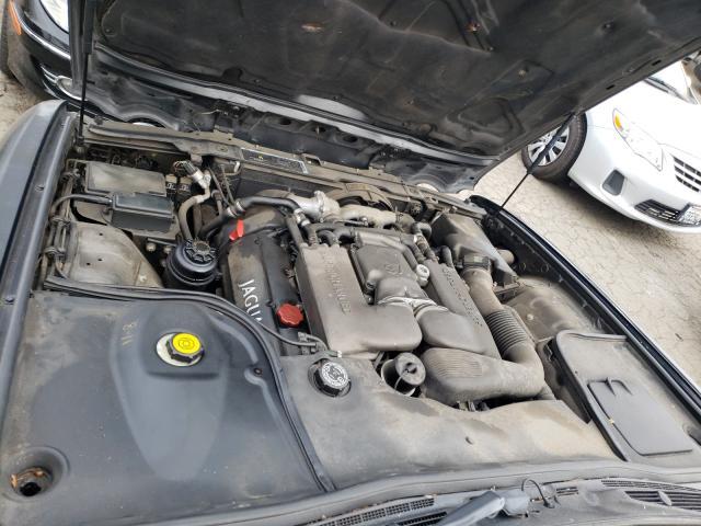 1999 Jagu Xjr Black  - engine