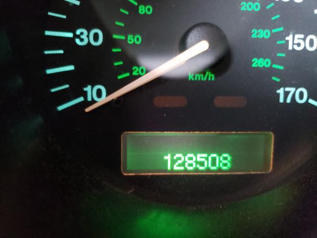 1999 Jagu Xjr Black  - odometer