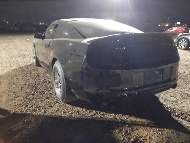 2014 Ford Mustang Gt Black  - rear left view