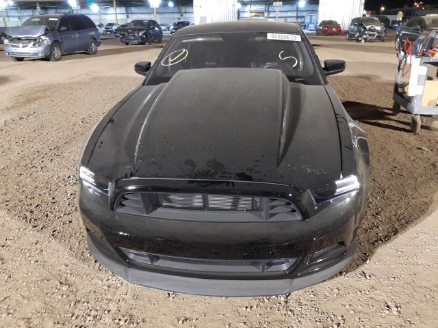 2014 Ford Mustang Gt Black