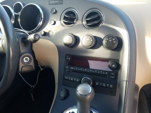2007 Pontiac Solstice White