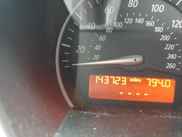 2004 Bmw Z4 Mroon  - odometer