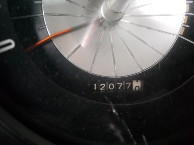 1968 Merc Monterey White  - odometer