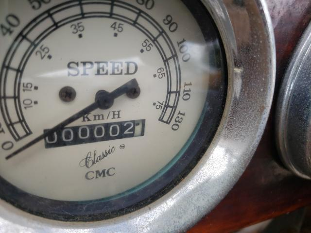1974 Volkswagen Beetle Tan  - odometer