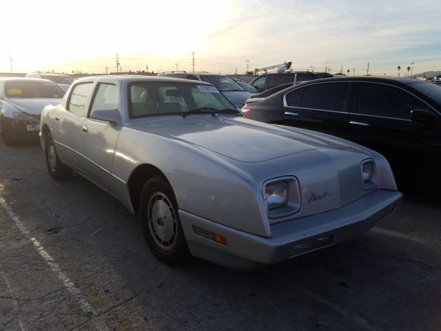 1990 Stud Avanti Gray  - front right view
