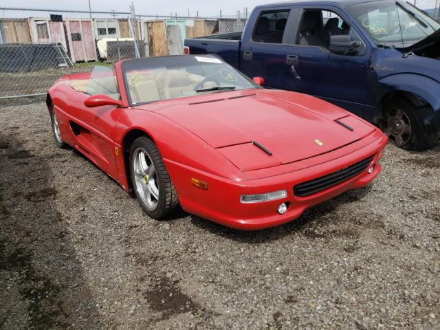 1986 Pontiac Fiero Se Red  - front right view