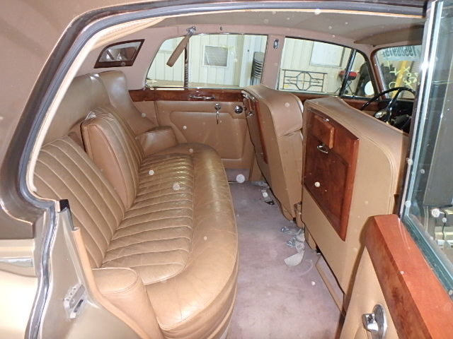 1964 Bent S3 2tone  - back view