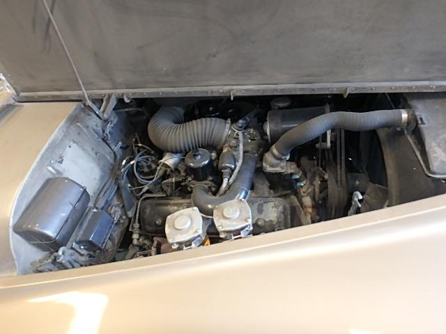 1964 Bent S3 2tone  - engine