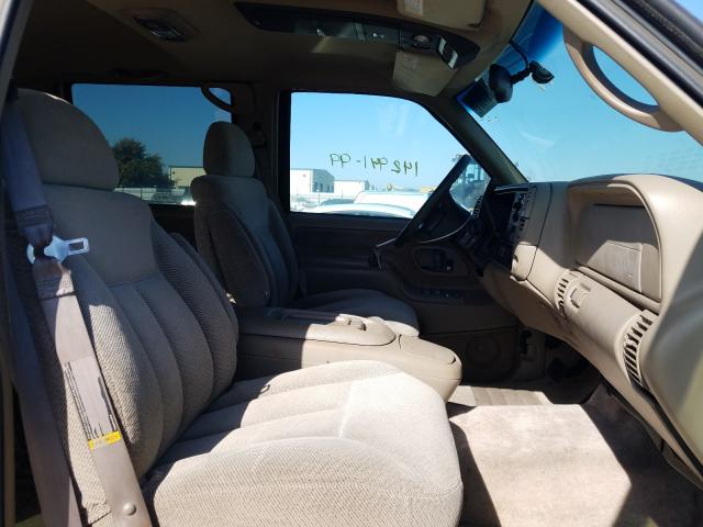1999 Chevrolet Suburban K Beige  - interior - front