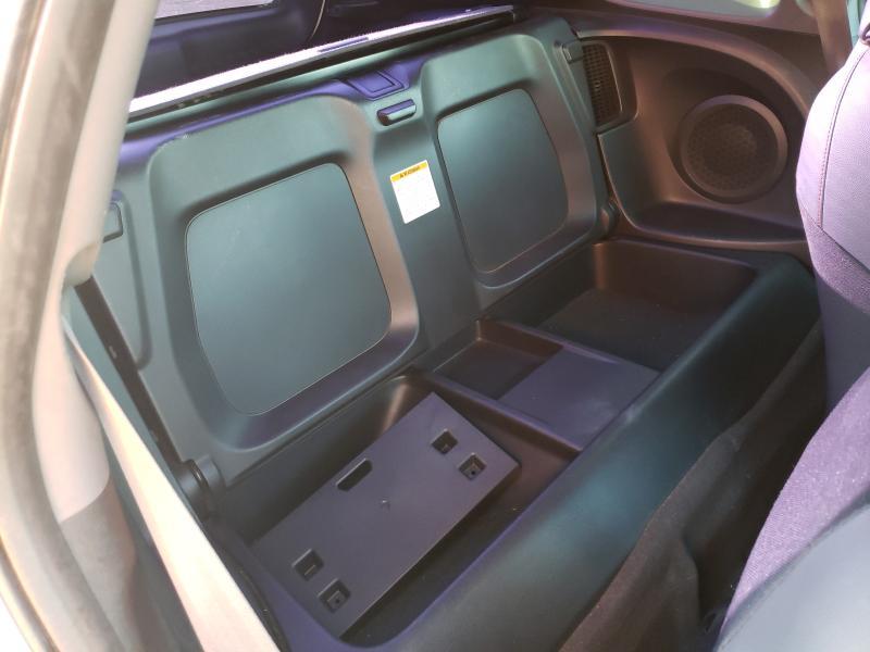 2013 Honda Cr-z Ex White  - back view