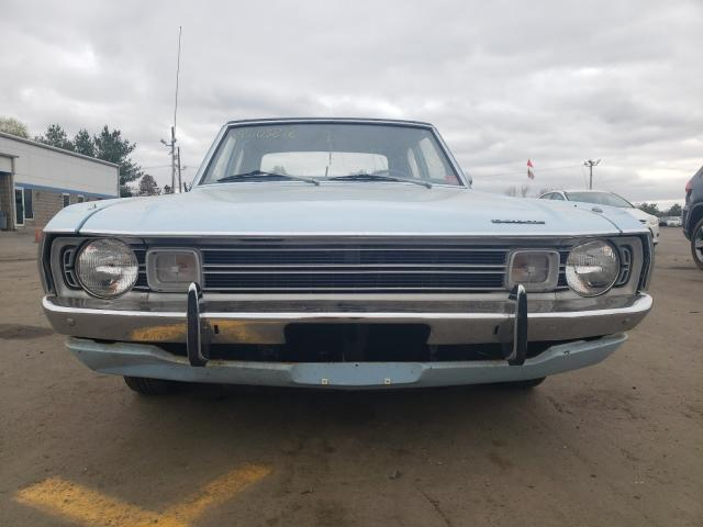 1972 Dodge Dart Blue