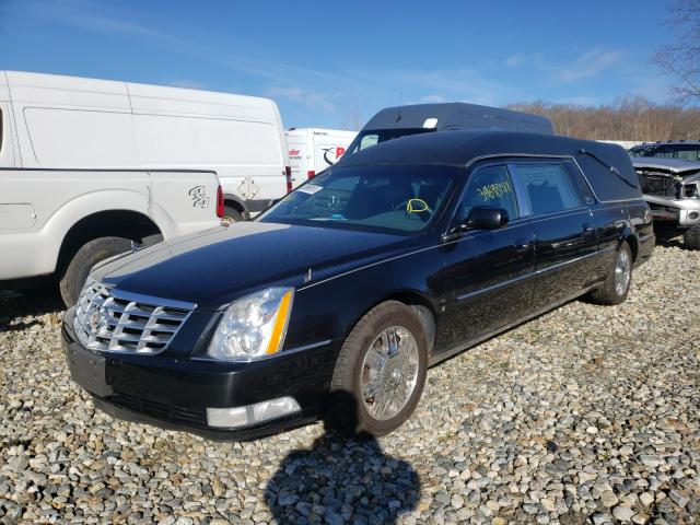 2006 Cadillac Commercial Black  - front left view