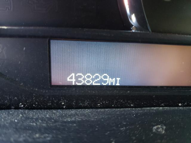 2006 Cadillac Commercial Black  - odometer