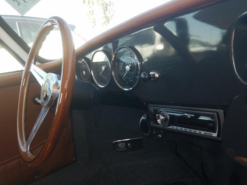 1974 Volkswagen Beetle Gray