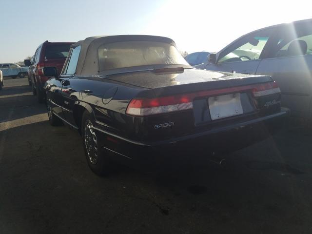 1991 Alfa Spider Green  - rear left view