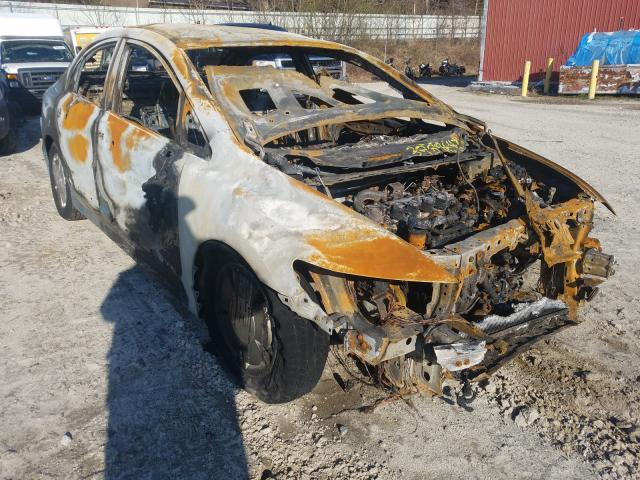 2006 Honda Civic Burn  - front right view