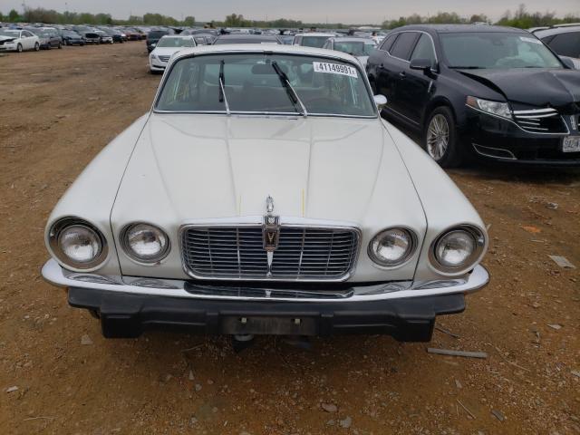 1983 Jaguar Xj Cream