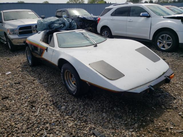 1982 Othr Kit Car White  - front right view