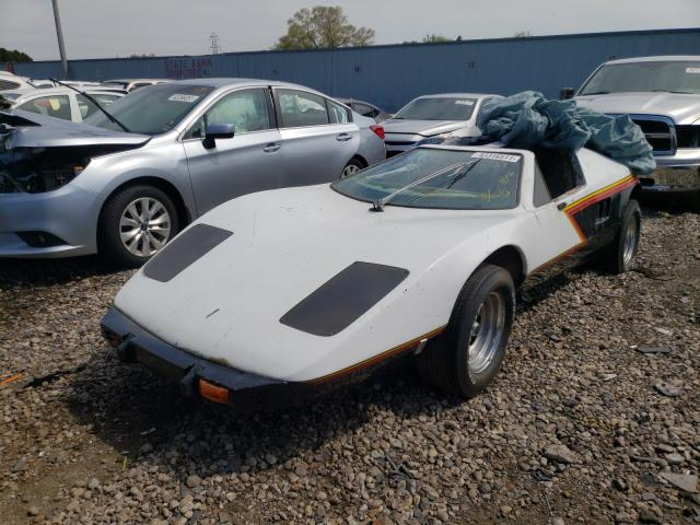 1982 Othr Kit Car White  - front left view