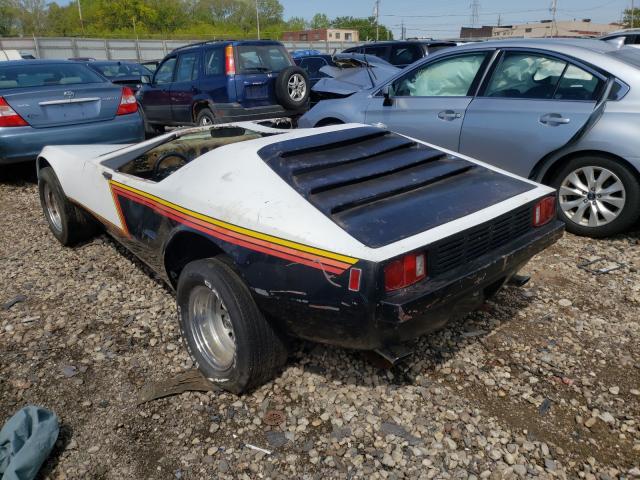 1982 Othr Kit Car White  - rear left view