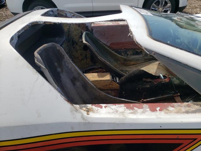 1982 Othr Kit Car White  - interior - front