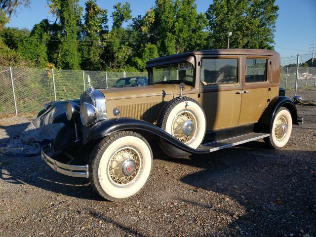 1930 Cadillac Lasalle 2tone
