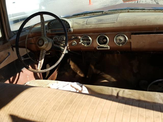 1955 Ford Crown Vict Brown