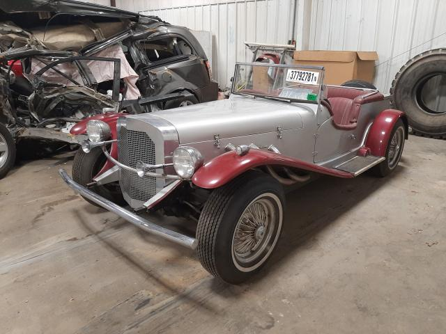 1973 Ford Kit Car 2tone  - front left view
