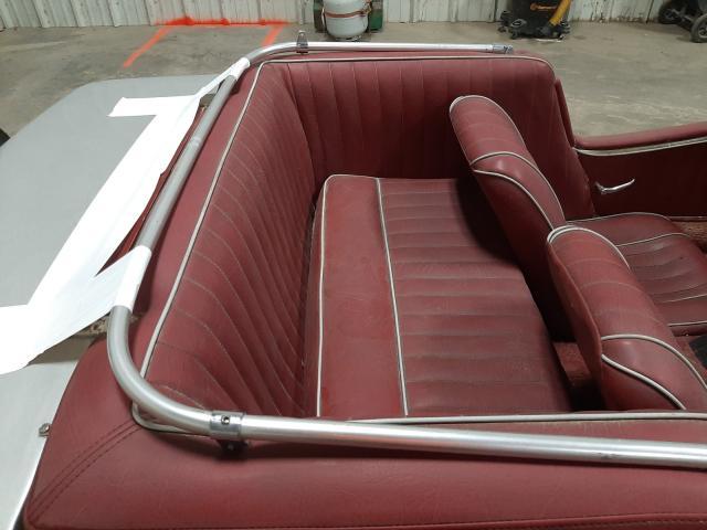 1973 Ford Kit Car 2tone  - back view