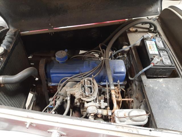 1973 Ford Kit Car 2tone  - engine
