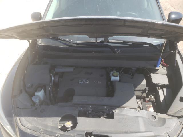 2013 Infiniti Jx35 Black  - engine