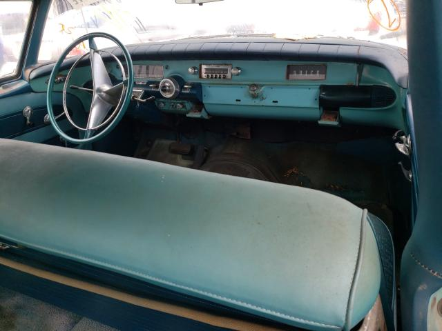 1958 Buick Special Teal