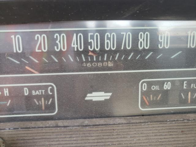 1965 Chevrolet 10 White  - odometer