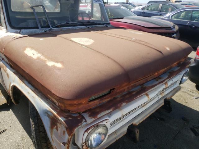 1965 Chevrolet 10 White
