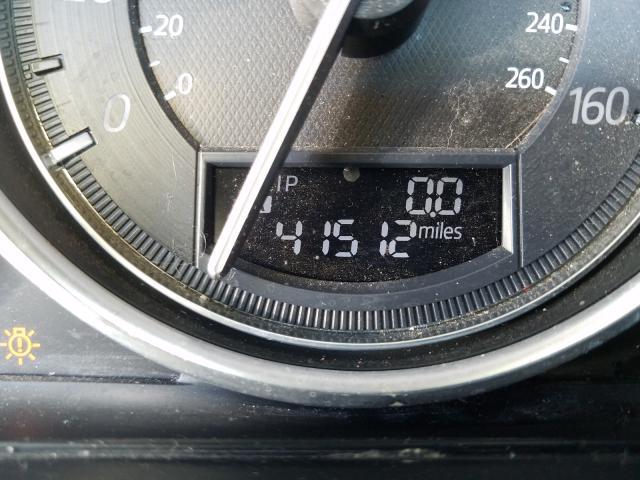 2016 Mazd Cx-5 Gt Gray  - odometer