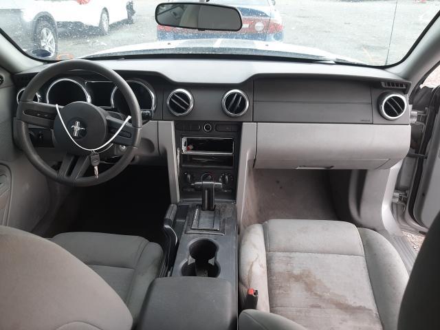 2007 Ford Mustang Gray