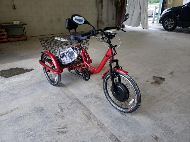 2000 Othr Custom Red  - front right view