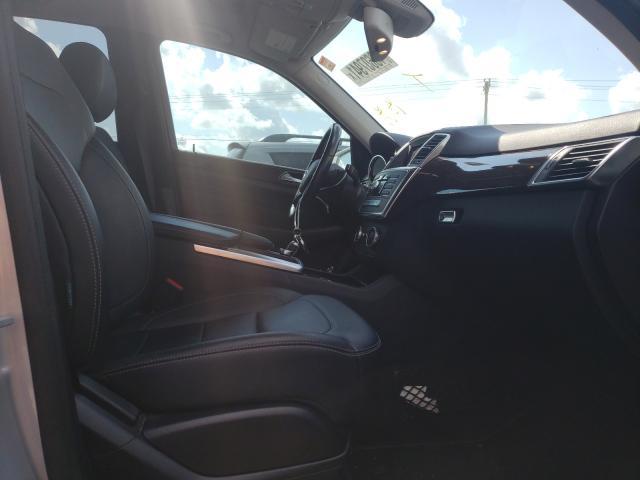 2013 Mercedes Benz Ml 350 Blu Silver  - interior - front