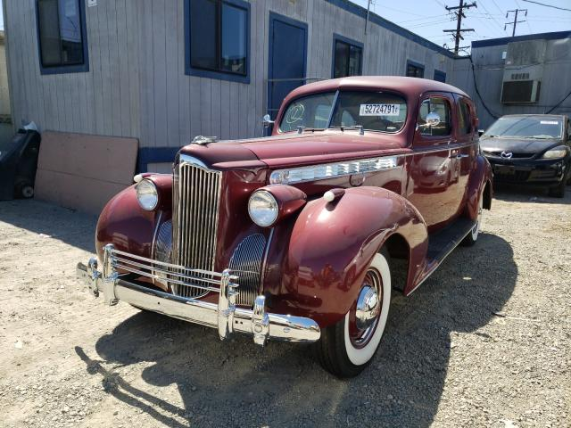 1940 Pack All Models Red  - front left view
