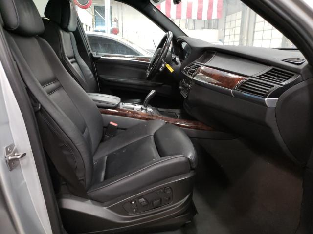2011 Bmw X5 Xdrive3 Silver  - interior - front