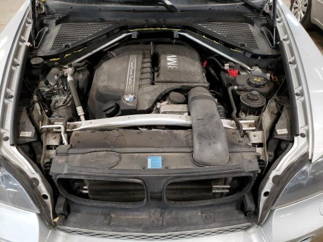 2011 Bmw X5 Xdrive3 Silver  - engine