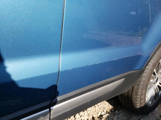 2012 Land Range Rover Blue