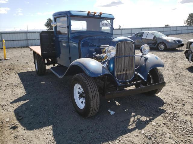 1932 Ford Uk Blue